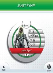 - #B007 Janet Pym