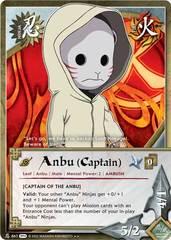 Anbu (Captain) - N-867 - Rare - 1st Edition