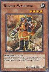 Rescue Warrior - STBL-EN006 - Common - 1st Edition