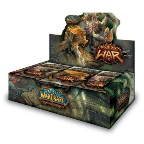 Drums of War Booster Box