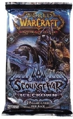 Scourgewar Icecrown Booster Pack