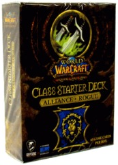 Alliance Rogue Class Starter Deck