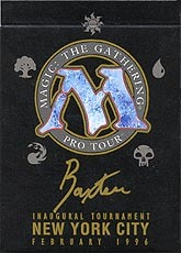 1996 George Baxter World Champ Deck