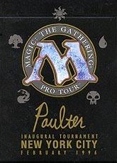 1996 Preston Poulter World Champ Deck