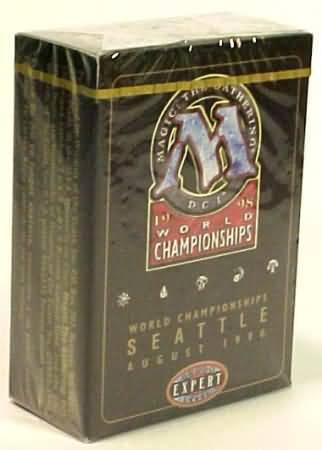 1998 Brian Selden World Champ Deck
