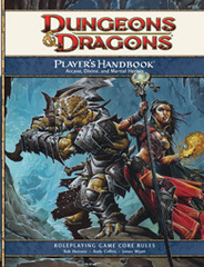 4th Edition - Player's Handbook (Very Good)