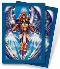 Deck Protector - Monte Manga Angel Blue (50 ct)