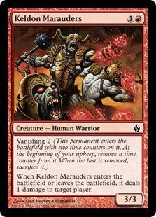 Keldon Marauders - Foil