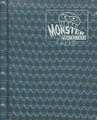 Monster Protectors 4 Pocket Silver Binder