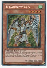 Dragunity Dux - HA03-EN031 - Secret Rare - 1st Edition
