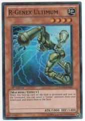 R-Genex Ultimum - HA03-EN047 - Super Rare - 1st Edition on Channel Fireball