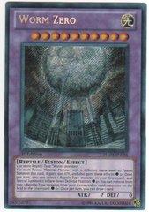 Worm Zero - HA03-EN056 - Secret Rare - 1st Edition on Channel Fireball