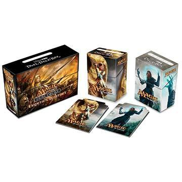 Elspeth vs Tezzeret Duel Deck Box for Magic