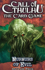 Call of Cthulhu: The Card Game - Murmurs of Evil Asylum Pack