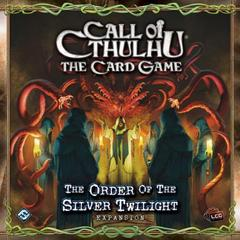 Call of Cthulhu: The Card Game - The Order of the Silver Twilight