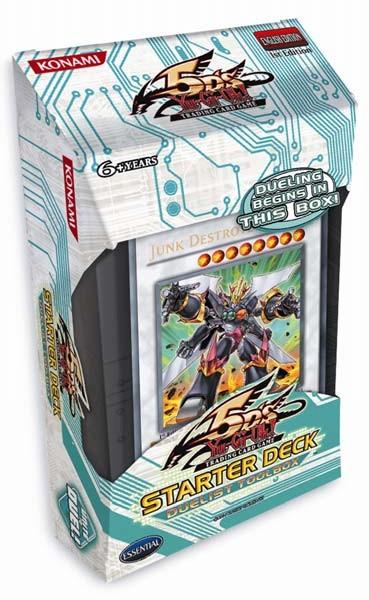 Yu-Gi-Oh 2010 Starter Deck: Duelist Toolbox 1st Edition
