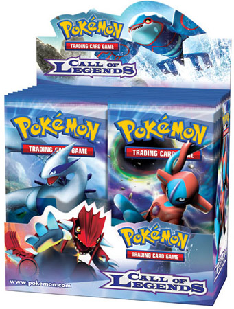 Call of Legends Booster Box