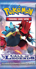 Pokemon Call of Legends Booster Pack