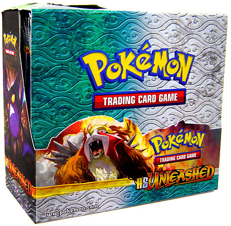 HS-Unleashed Booster Box