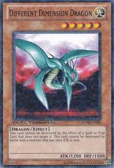 Different Dimension Dragon - DT04-EN004 - Duel Terminal Normal Parallel Rare - 1st Edition