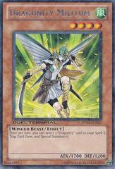 Dragunity Militum - DT04-EN021 - Duel Terminal Rare Parallel Rare - 1st Edition on Channel Fireball