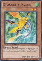Dragunity Javelin - DT04-EN024 - Duel Terminal Normal Parallel Rare - 1st Edition on Channel Fireball