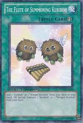 The Flute of Summoning Kuriboh - DT04-EN046 - Parallel Rare - Duel Terminal
