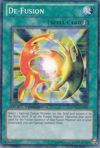 De-Fusion - DT04-EN094 - Parallel Rare - Duel Terminal