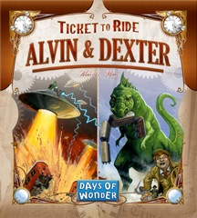 Ticket to Ride: Alvin & Dexter (In-Store Sales Only)