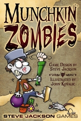 Munchkin Zombies - expansion (Walking Dead)