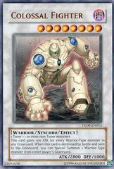 Colossal Fighter - Bronze - DL09-EN012 - Rare - Promo Edition