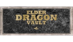 Elder Dragon Vault - Black