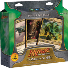 MTG Commander 2011: Devour for Power