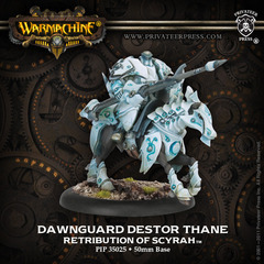 Dawnguard Destor Thane - Cavalry Solo