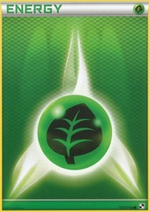 Grass Energy - 105/114 - Common