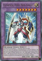 Elemental Hero Neos Knight - EXVC-EN093 - Ultra Rare - 1st Edition