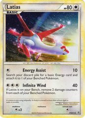 Latias (HGSS Promo 10) - HGSS10 - Promotional on Channel Fireball