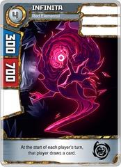Infinita - Red Elemental