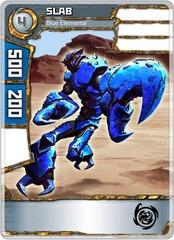 Slab - Blue Elemental
