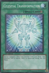 Celestial Transformation - SDLS-EN028 - Common - 1st Edition