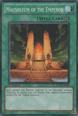 Mausoleum of the Emperor - SDLS-EN030 - Common - 1st Edition on Channel Fireball