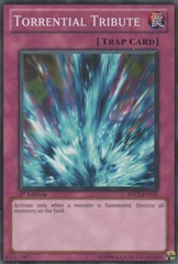 Torrential Tribute - SDLS-EN035 - Common - 1st Edition on Channel Fireball