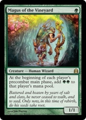 Magus of the Vineyard on Channel Fireball