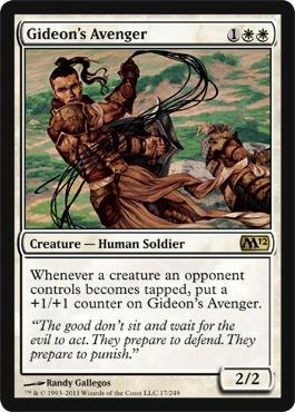 Gideons Avenger