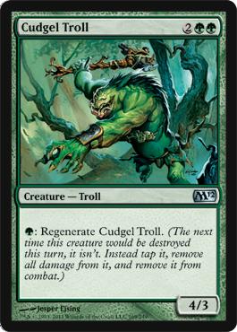 Cudgel Troll