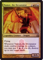 Oversized - Numot, the Devastator on Channel Fireball