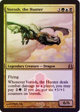 Oversized - Vorosh, the Hunter