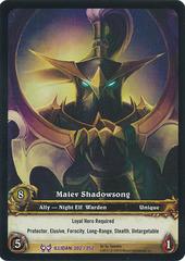 Maiev Shadowsong EA