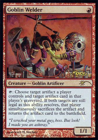 Goblin Welder - Judge Foil