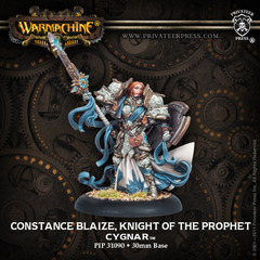 Constance Blaize, Knight of the Prophet